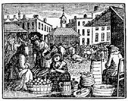 mercat s.xviii