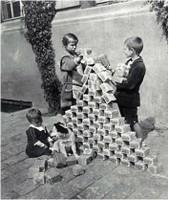 jugando con dinero